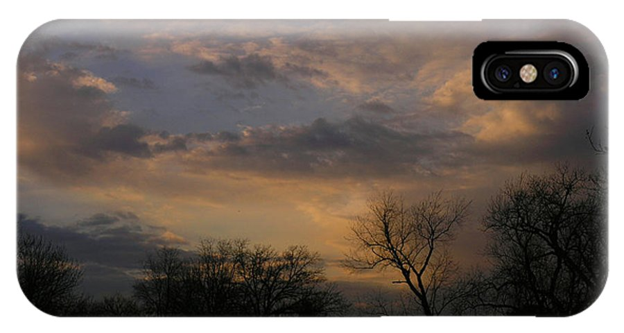 Sky IPhone Case featuring the photograph Vantage Point by Albert Stewart
