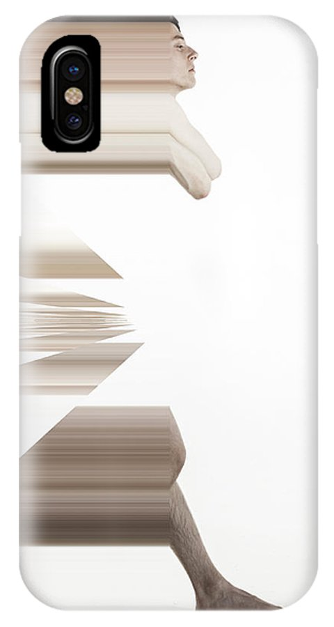 Man IPhone X Case featuring the photograph Variations On A Theme by Jayson Edward Carter