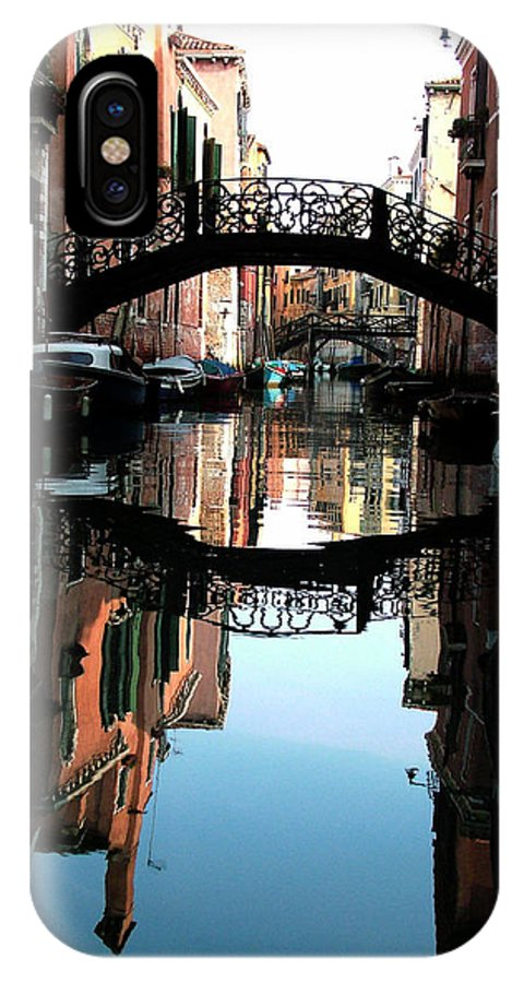 Venice IPhone Case featuring the photograph Venetian Delight by Donna Corless
