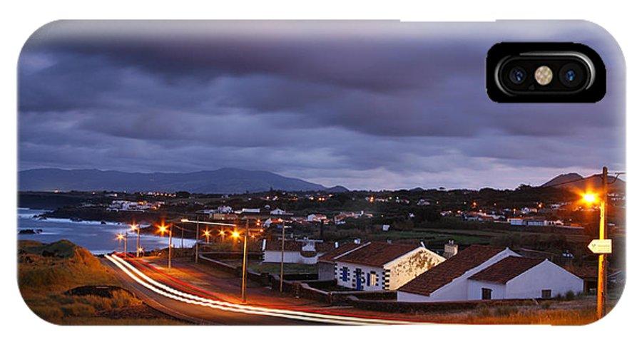 Capelas IPhone Case featuring the photograph Village At Twilight by Gaspar Avila