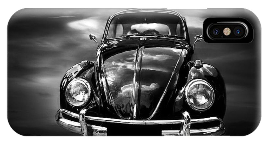 Volkswagen (vw) IPhone X Case featuring the photograph Volkswagen by Charuhas Images