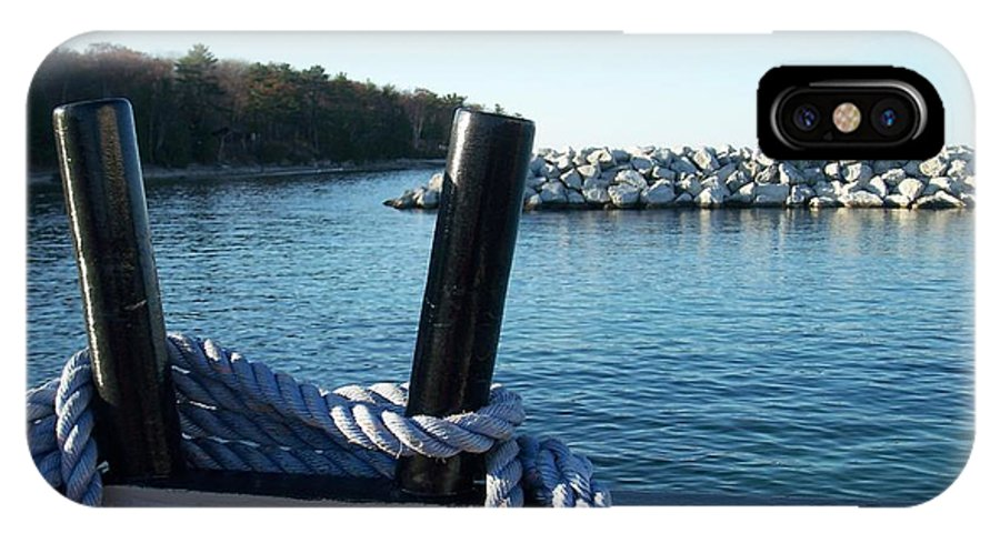 Washington Island IPhone X Case featuring the photograph Washington Island 1 by Anita Burgermeister