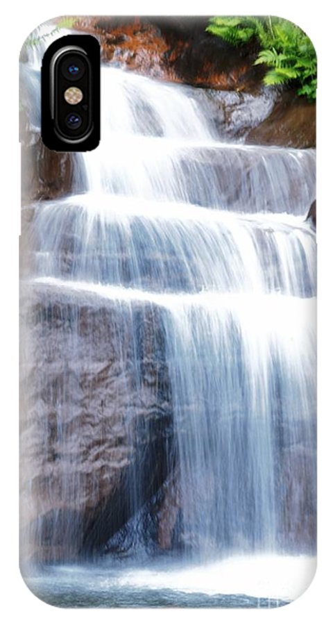 Landscape IPhone X Case featuring the photograph Water by Beau Hayes