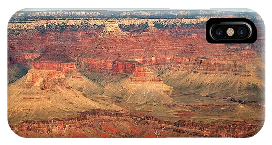 Grand Canyon IPhone X Case featuring the photograph Whata View by Shelley Jones