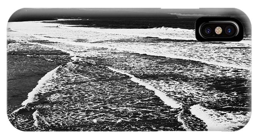 Whitby IPhone X Case featuring the photograph Whitby Sea And Sky by Paul Jarvis