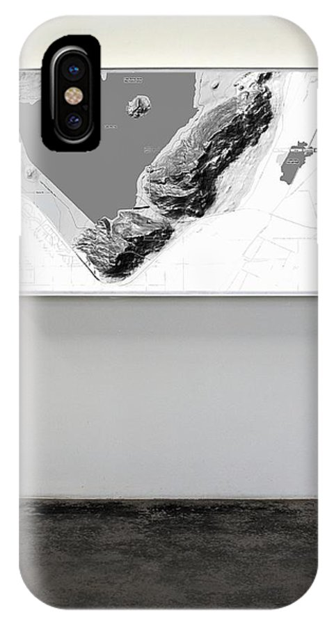 Black IPhone Case featuring the photograph White Study. by Viktor Savchenko