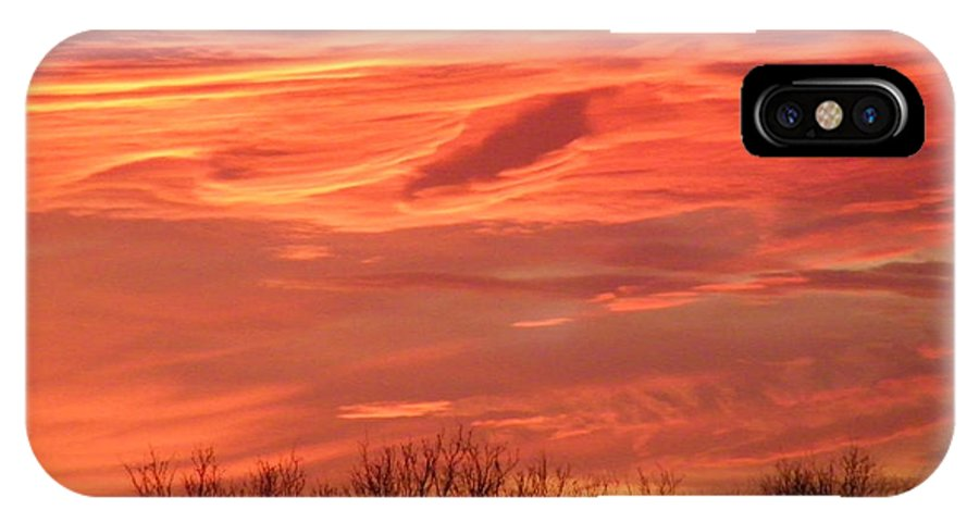 Sunset IPhone Case featuring the photograph Who Needs Jupiter by Gale Cochran-Smith