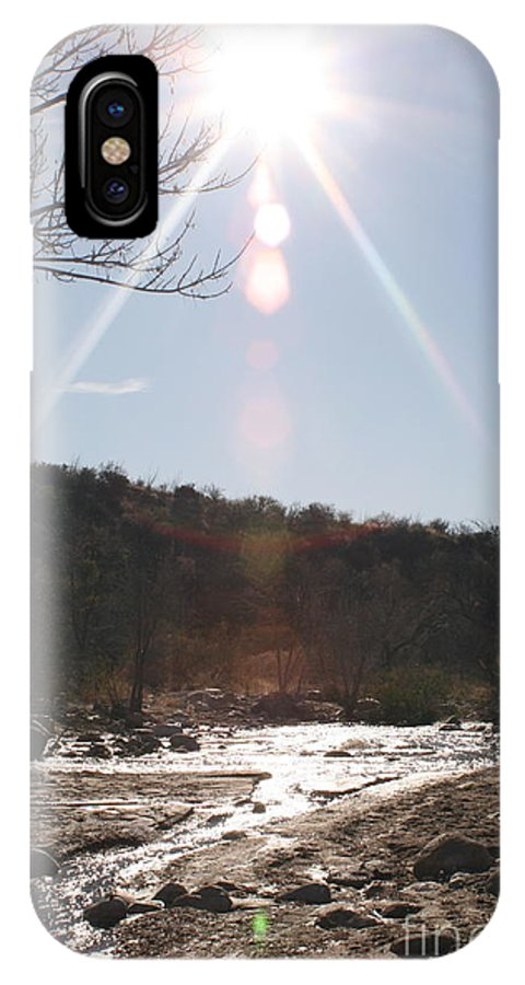 Winter IPhone Case featuring the photograph Winter Light by Nadine Rippelmeyer