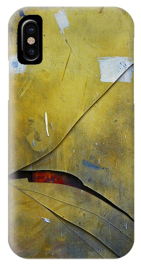 Abstract IPhone Case featuring the photograph Xalapa Miro by Skip Hunt