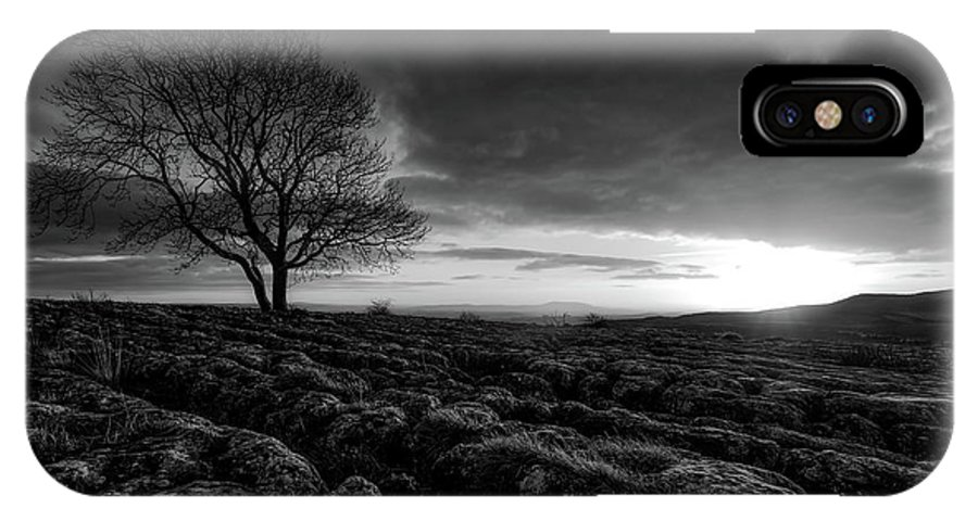 Yorkshire IPhone X Case featuring the photograph Yorkshire Serenity by Unsplash