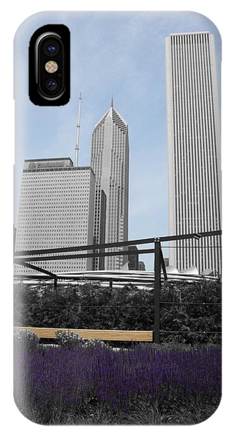 Cityscape IPhone Case featuring the photograph Zen Within by Dylan Punke