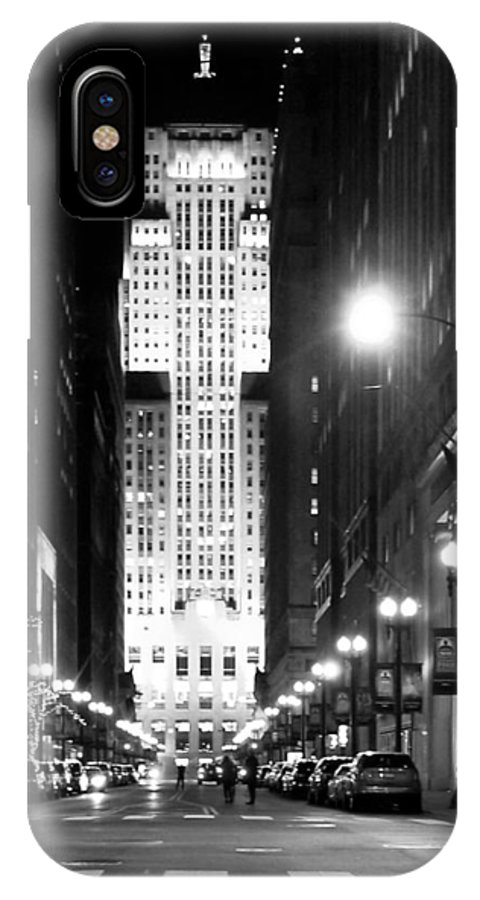IPhone X Case featuring the photograph Cbot by Sue Conwell