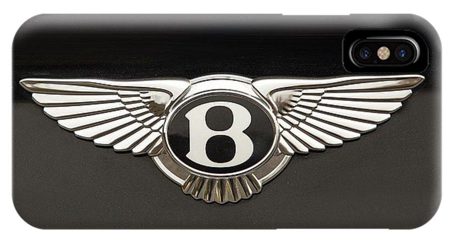 Bentley Logo Iphone X Case For Sale By Bentley Logo