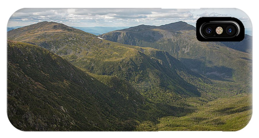 Hike IPhone X Case featuring the photograph Great Gulf Wilderness - White Mountains New Hampshire by Erin Paul Donovan