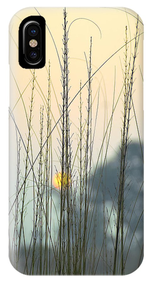 Landscape IPhone X Case featuring the photograph morning Star by Ravi Bhardwaj