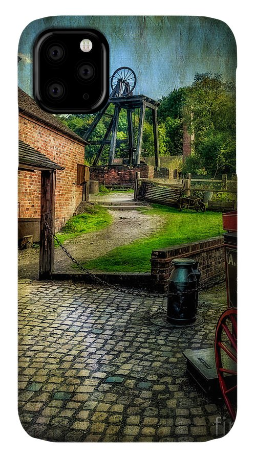 Victorian IPhone 11 Case featuring the photograph Old Mine 2 by Adrian Evans