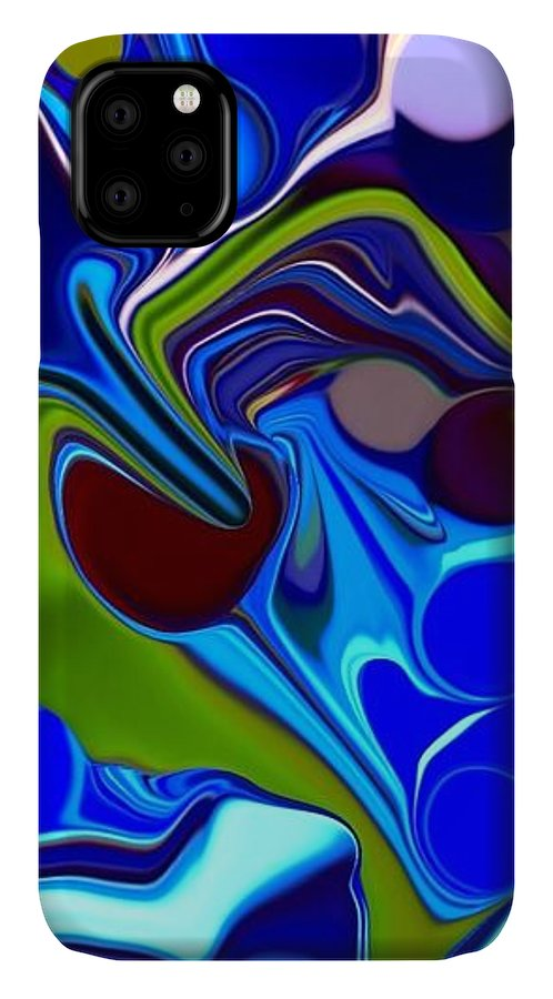 Digital IPhone Case featuring the photograph Untittle by HollyWood Creation By linda zanini