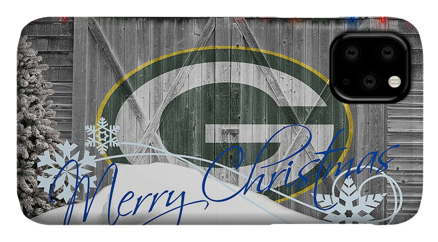 Packers IPhone Case featuring the photograph Green Bay Packers 42 by Joe Hamilton