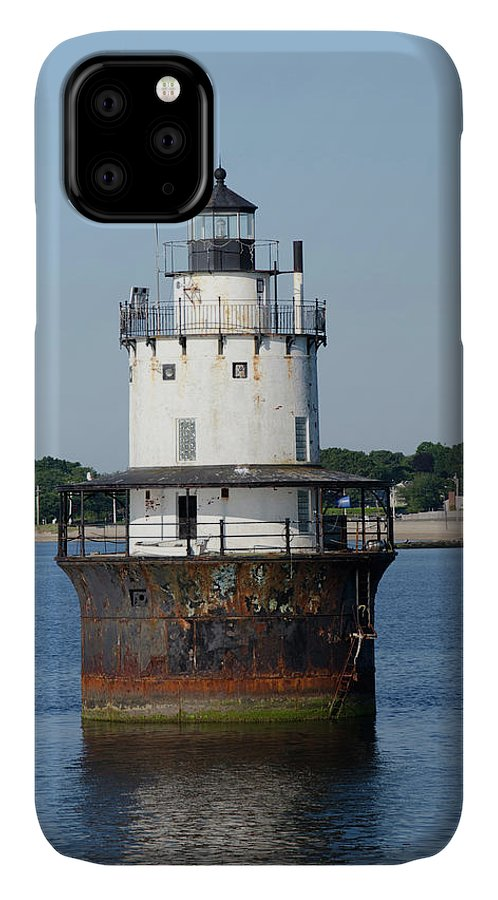 Atlantic IPhone 11 Case featuring the photograph Massachusetts, New Bedford 19 by Cindy Miller Hopkins
