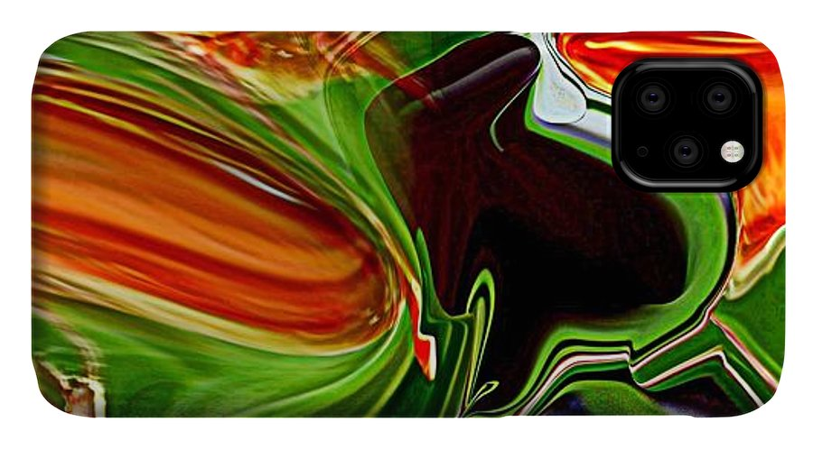 Canvas IPhone Case featuring the photograph Digital Art 52 by HollyWood Creation By linda zanini