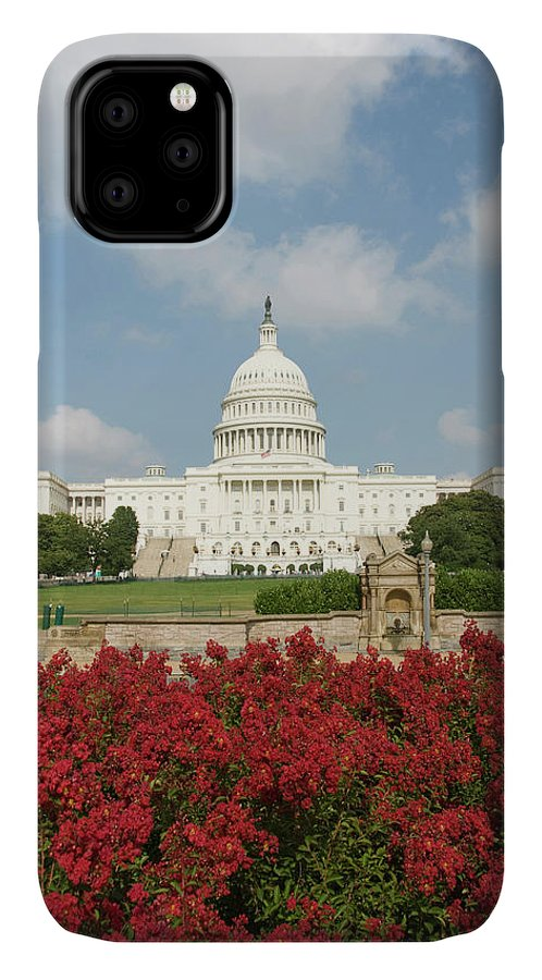 American IPhone Case featuring the photograph Washington Dc, Usa 6 by Lee Foster