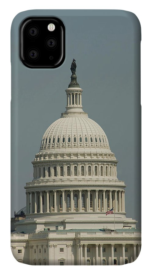 Americana IPhone Case featuring the photograph Washington Dc, Usa 8 by Lee Foster