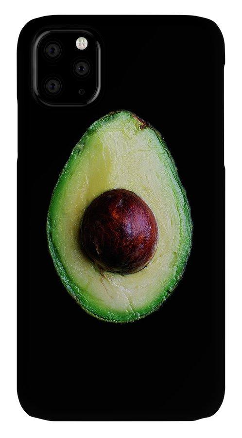 An Avocado IPhone Case