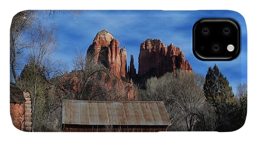 IPhone Case featuring the photograph Another Beautiful Day During Our by Larry Marshall