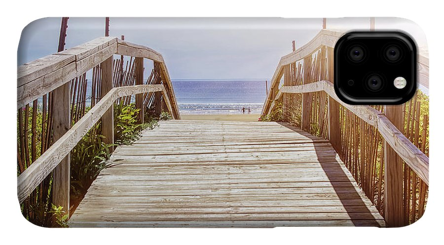 Beach IPhone 11 Case featuring the photograph Beach View by Elena Elisseeva