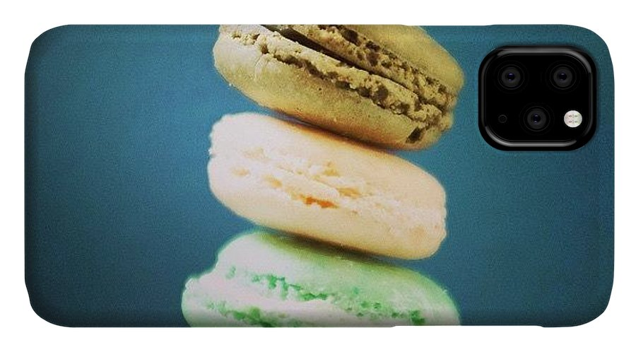Food IPhone 11 Case featuring the photograph Being Friends With A Pastry Chef Is by Heidi Hermes