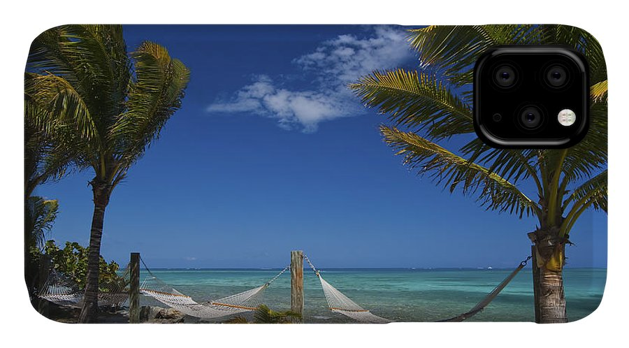 3scape IPhone 11 Case featuring the photograph Breezy Island Life by Adam Romanowicz