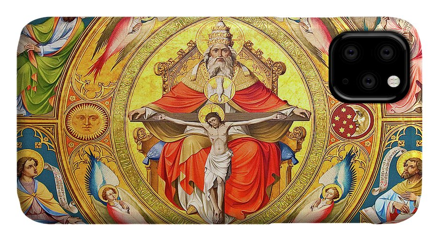 Altar IPhone 11 Case featuring the photograph Cologne, Germany, Alter Painting by Miva Stock
