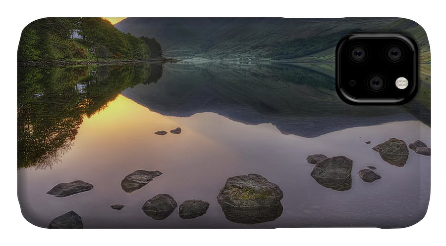 Wasdale IPhone Case featuring the photograph Dawn Of A New Day by Evelina Kremsdorf