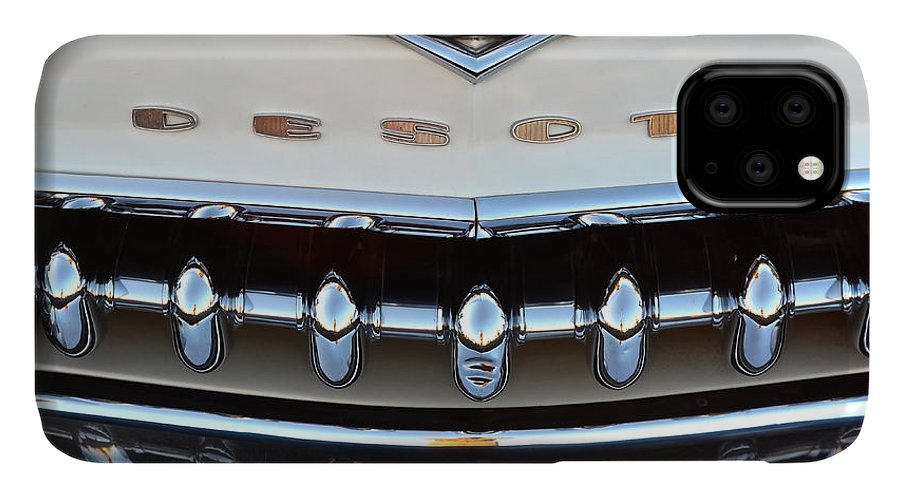 Classic IPhone Case featuring the photograph Desoto by Frozen in Time Fine Art Photography
