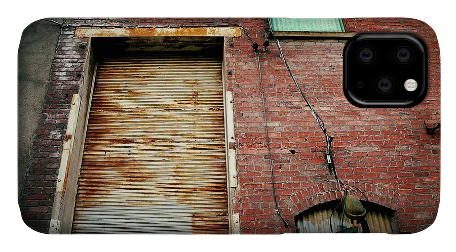Door Number One IPhone Case featuring the photograph Door Number One by Laureen Murtha Menzl