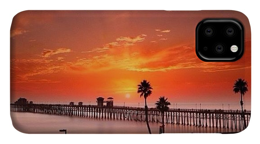 IPhone Case featuring the photograph Friends, One Of My Photos In The by Larry Marshall
