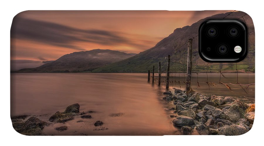 Wasdale IPhone Case featuring the photograph Goodbye To Yesterday by Evelina Kremsdorf