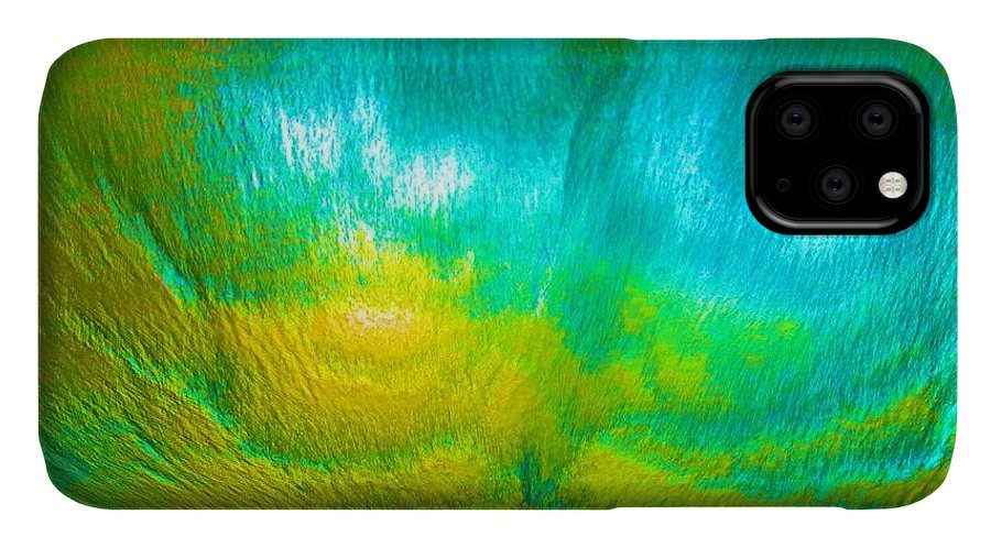 Abstract IPhone Case featuring the photograph Inspire by Dart and Suze Humeston