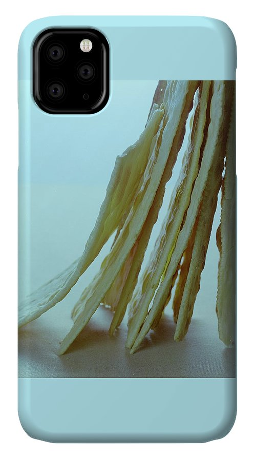 Baking IPhone Case featuring the photograph Italian Crackers by Romulo Yanes