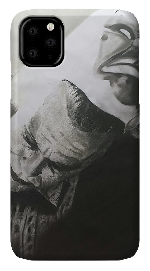Joker Iphone Case For Sale By Jimmy Chard
