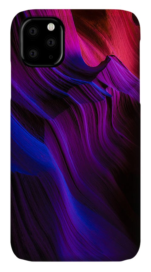 Luminary Peace IPhone Case featuring the photograph Luminary Peace by Chad Dutson