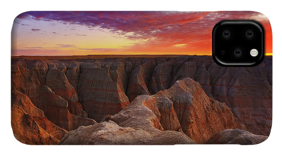 Death IPhone Case featuring the photograph Lusting Crust 1 by Kadek Susanto