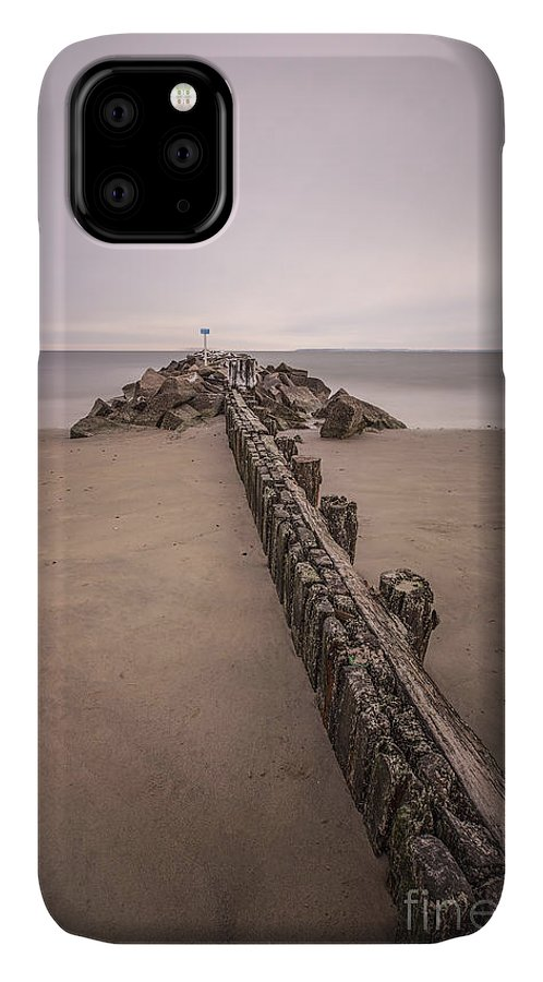 Brighton Beach IPhone Case featuring the photograph Mind Excursion by Evelina Kremsdorf