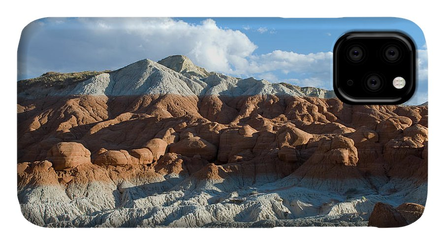 Mountain IPhone 11 Case featuring the photograph Naked Mountain by Kate Sumners