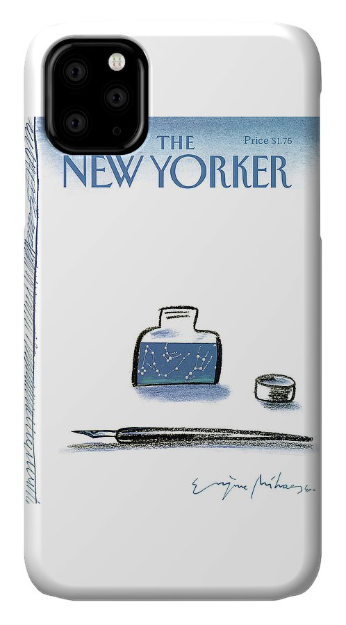 New Yorker January 25th, 1988 IPhone Case