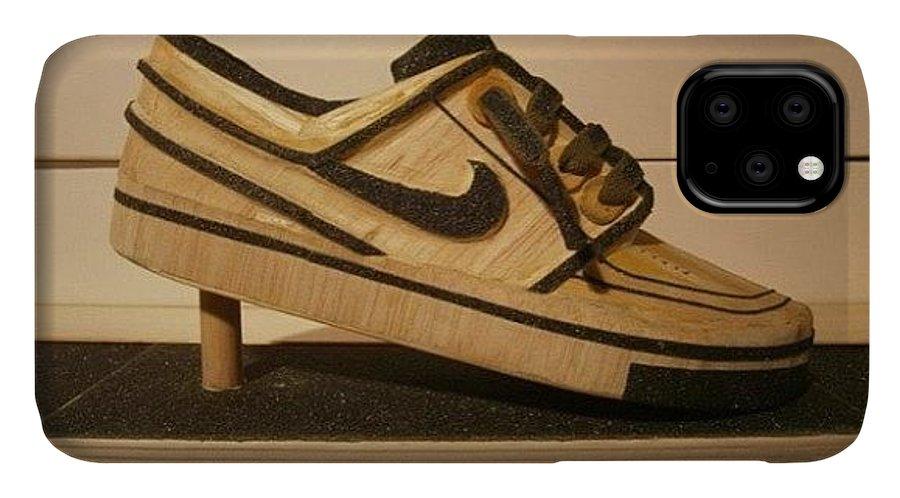 Nike Sb Janoski Wood \u0026 Griptape