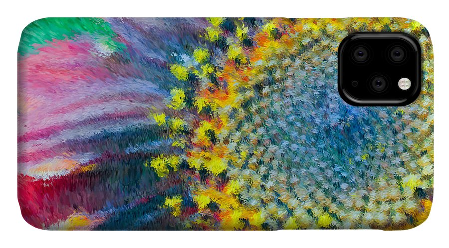 Yellow IPhone Case featuring the photograph Remembering You by Heidi Smith