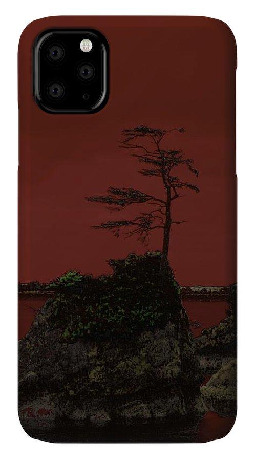 Garibaldi IPhone Case featuring the photograph Rock Of Garibaldi by Laureen Murtha Menzl