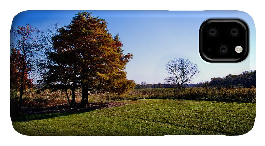 Frankjcasella IPhone Case featuring the photograph Rustic Glory by Frank J Casella