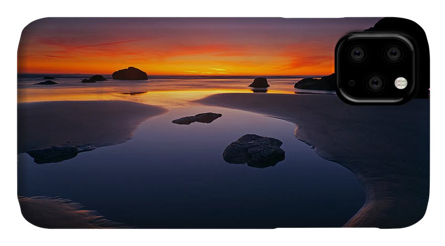 Stacks IPhone Case featuring the photograph Stacks And Stones by Mike Dawson